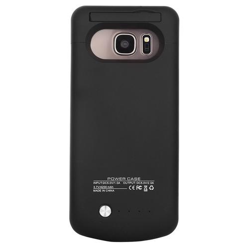 Imagen 1 de 4 de Cover Recargable Para Samsung Galaxy S7
