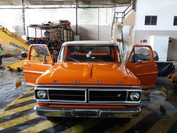 Ford F100 1976 V8 272