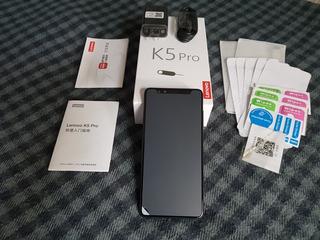 Lenovo K5 Pro Global 6/128gb Sd636 5.99pol