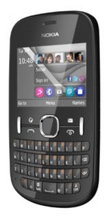 Celular Nokia Asha 201 Camera 2mp Semi Novo (tim) Otimo Estado