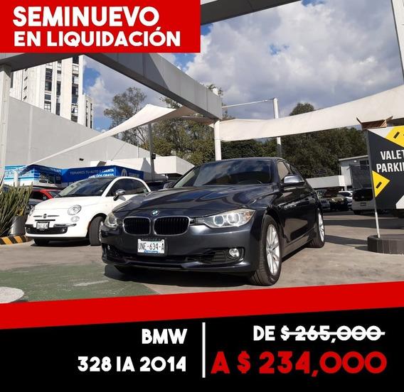 Bmw Serie 3 2.0 328ia Luxury Line At 2014
