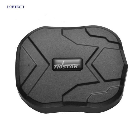 Rastreador Carro Moto Sem Fio Original Tkstar Tk905 Completo