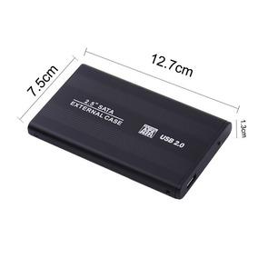 2 Case P/ Hd Externo Notebook Capacidade Até 1000gb Oferta