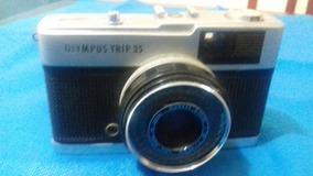Câmera Convencional Olympus Trip 35