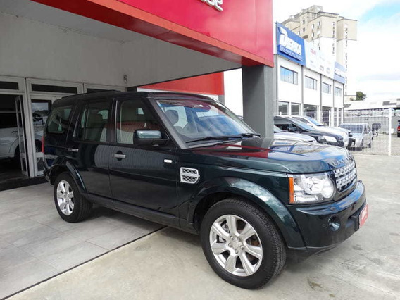 Land Rover Discovery 4 3.0 Se 2013