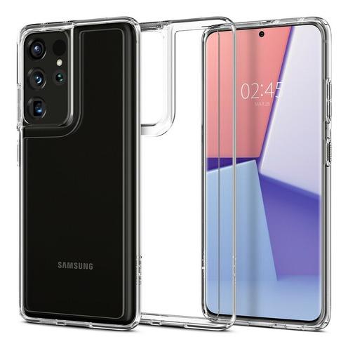 Cover Spigen Para Galaxy S21 Plus Y Galaxy S21 Ultra