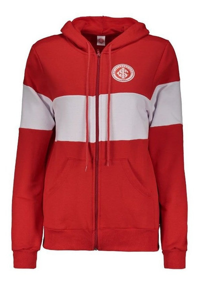 Jaqueta Internacional Dianna Vermelha