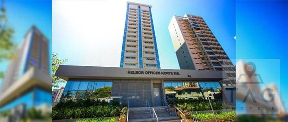Sala Comercial Com 180 Metros Quadrados Para Venda E Aluguel No Cambuí Em Campinas - Sp. - Sa0081