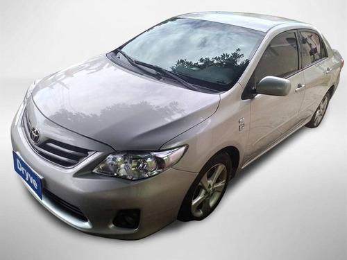 Toyota Corolla Gli 1.8 16v At Flex