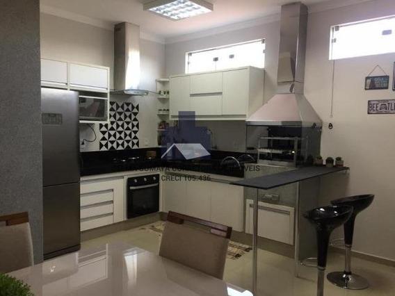 Casa A Venda No Bairro Condomínio Residencial Parque Da - 2019556-1