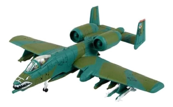 Miniatura Easykit Avião A-10 Thunderbolt Revell 1/100
