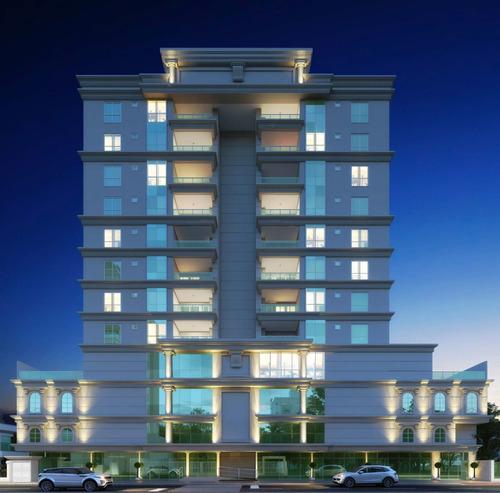 Imagem 1 de 11 de Ref: 595 - Apartamento 03 Suites Em Meia Praia - V-amd595