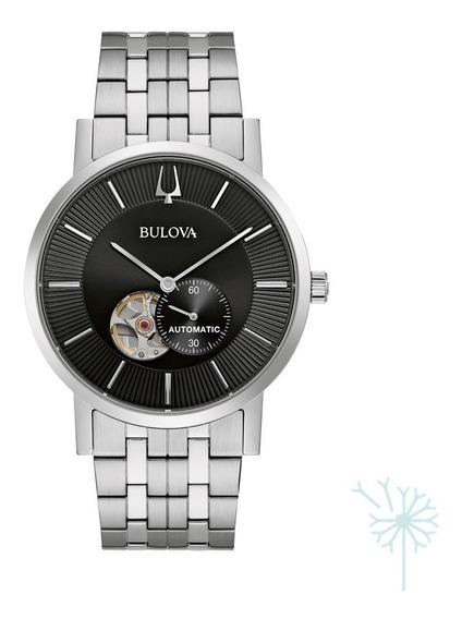 96a239 Reloj Bulova American Clipper Automat Para Caballero