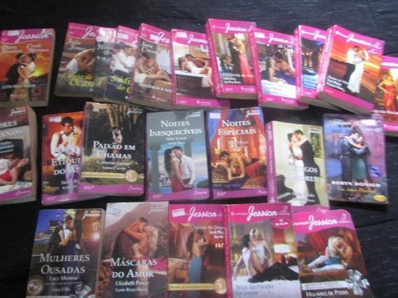 Coleção De 60 Livros De Romance Harlequin Especial Varios