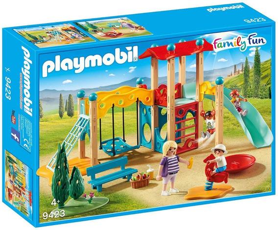 Playmobil 9423 Family Fun Parque Infantil Original