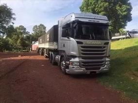 Scania R 480 Bitrem F