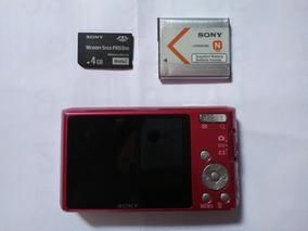 Câmera Digital Cyber-shot Sony 14.1 Mega Pixels Original