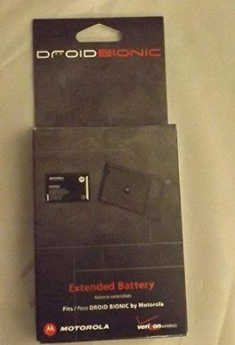 Imagen 1 de 3 de Bw8 X Motorola Droid Bionic Xt875 Batería Extendida 2760 Mah