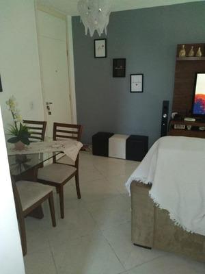 Apartamento Em Campo Grande, Rio De Janeiro/rj De 48m² 2 Quartos À Venda Por R$ 170.000,00 - Ap194857