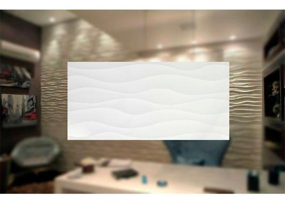 Ceramico 1cal 30x60 Pacific White Angelgres Blanco Decorado