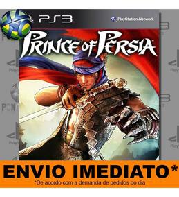 Jogo Prince Of Persia - Promoção Pronta Entrega Ps3 Digital