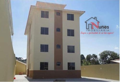 Apartamento No Bairro Guaraituba Em Colombo Pr - 15588