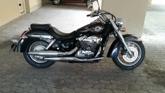 Moto Honda Vt750 Shadow