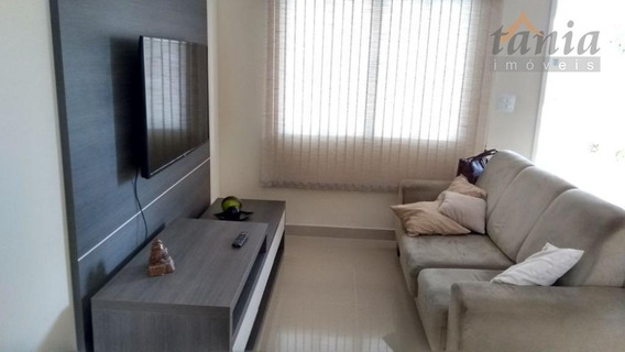 Casa Com 3 Dormitóriosem Condomínio Para Alugar, 111 M² Por R$ 2.700/mês - Padre Bento - Itu/sp - Ca0256