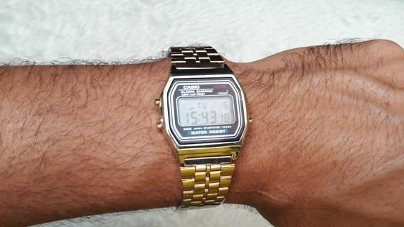 Relógio Casio Vintage Retrô Unissex