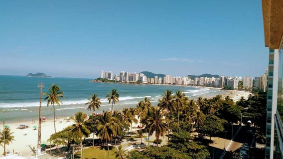Apartamento Em Praia Das Pitangueiras, Guarujá/sp De 176m² 4 Quartos Para Locação R$ 1.000,00/dia - Ap591968