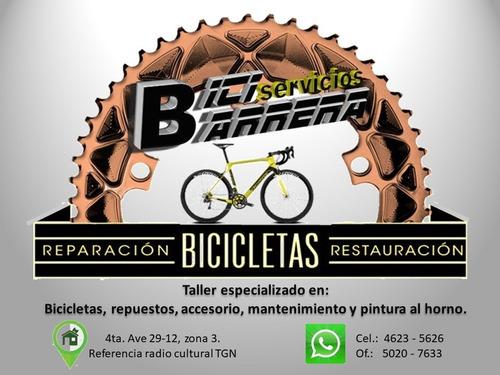 Reparación De Bicis