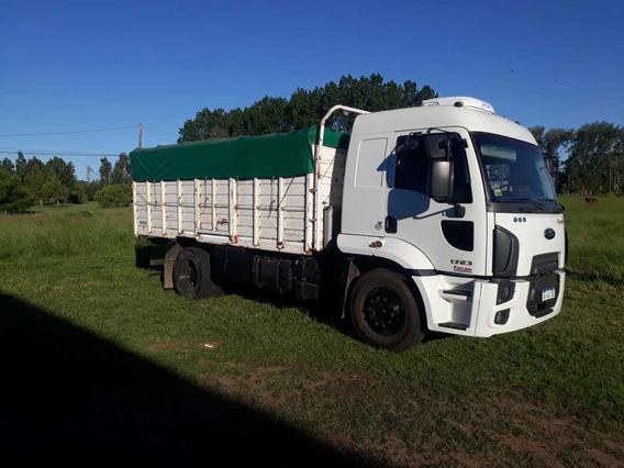 Vendo Camion Ford Cargo 1723 Con Pocos Kms