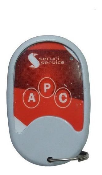Controle Transmissor Securi Service Gcp / Smd Ss100