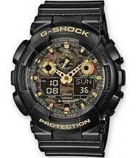 Relógio Casio Masculino G-shock Ga-100cf-1a9dr