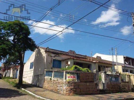Casa Comercial À Venda, Jardim Santana, Valinhos. - Ca1917