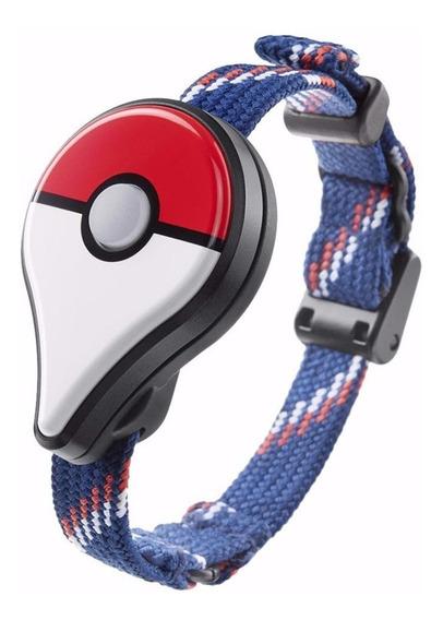 Pulseira Bluetooth Para Nintendo Pokemon Go Plus Vermelho