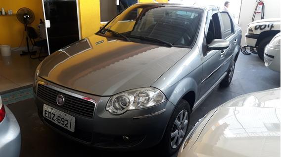 Fiat Siena Elx 1.0 2009 Com Direção Hidraulica