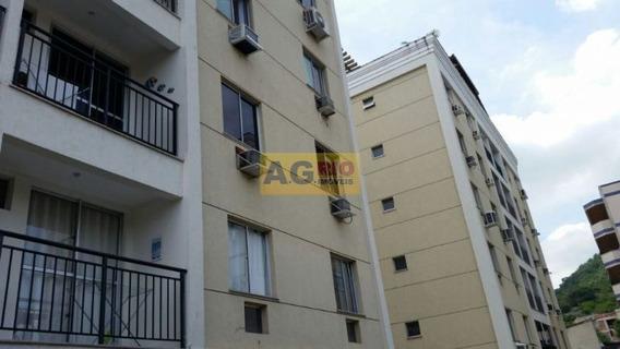 Apartamento-à Venda-jardim Sulacap-rio De Janeiro - Agv30965