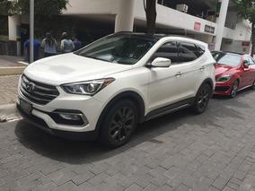 Hyundai Santa Fe 2017 2.0 Sport L At Garantia Vigente