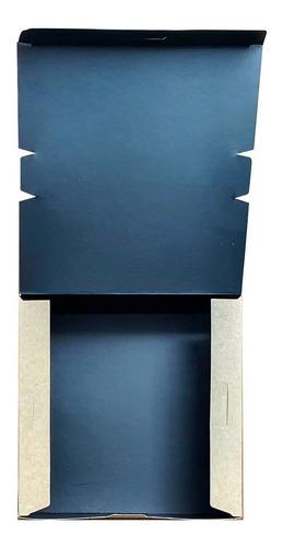 100 Cajas Sushi Rectas Mediana (18x18x5,5cm) Delivery