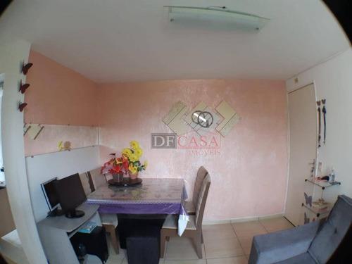 Imagem 1 de 29 de Apartamento À Venda, 44 M² Por R$ 189.900,00 - Vila Nova Curuçá - São Paulo/sp - Ap5737
