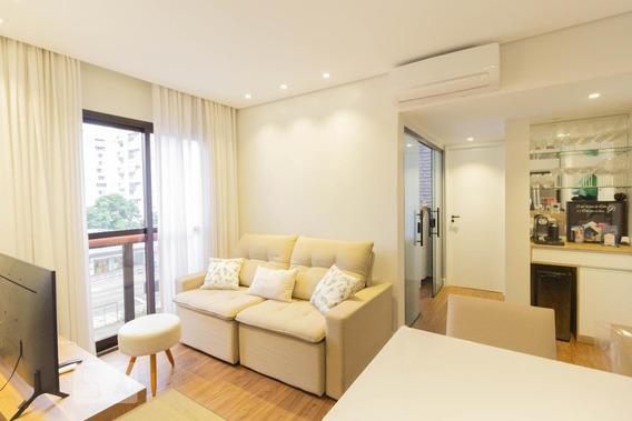 Apartamento Para Aluguel - Jardim Paulista, 2 Quartos, 45 - 893022627
