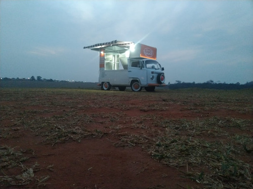 Imagem 1 de 10 de Kombi Food Truck Adaptação Nova Sem Uso 14 997365568