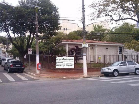 Terreno À Venda, 1100 M² Por R$ 3.960.000 - Vila Caminho Do Mar - São Bernardo Do Campo/sp - Te0005