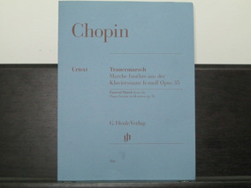 Chopin - Funeral March Op. 35 For The Piano