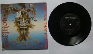 Iron Maiden Vinil Singles