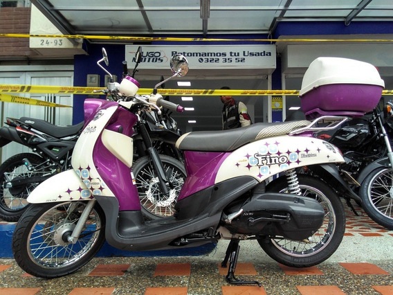 Yamaha Fino 115 Modelo 2013 ¡papeles Nuevos! Traspasos Incl