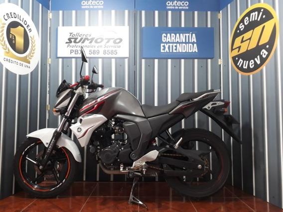 Yamaha Fz 150 Modelo 2018