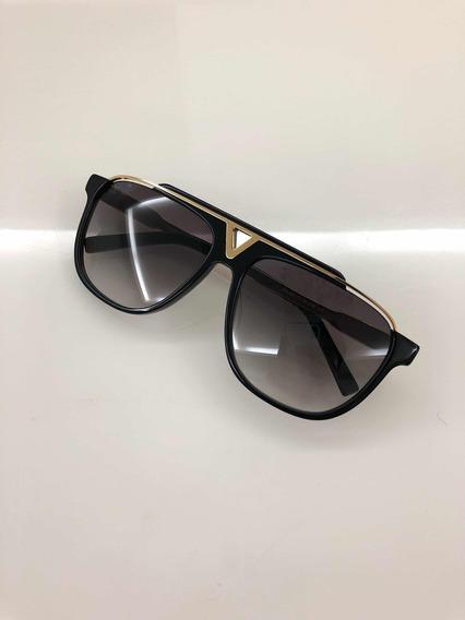 Óculos Louis Vuitton Mascot Linha Premium