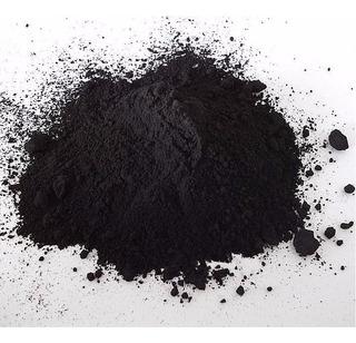 Carvão Ativado Pó - Origem Vegetal - Casca De Coco 1kg